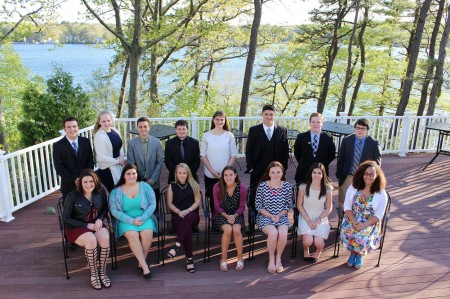 22nd Dr. Lawrence Quigley Scholarship