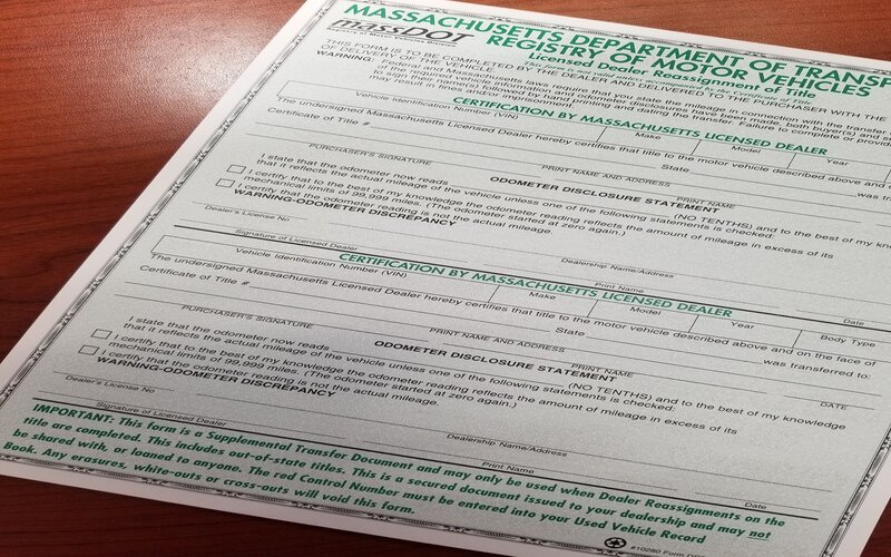 DRT-1 Forms to your door – FREE!